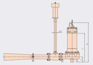 Máy sục khí chìm GSD VJA